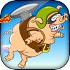 Piggy Ship Rider Saga - Milk Bottle Run Adventure