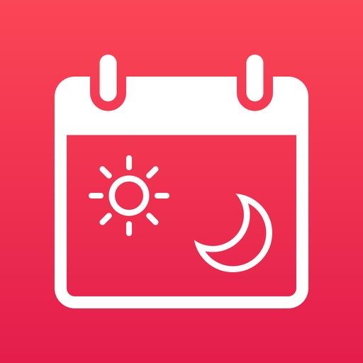 cool new app  shifts  u2013 shift worker calendar for iphone