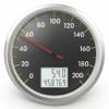 Speedometer HUD - Speed in the Windshield