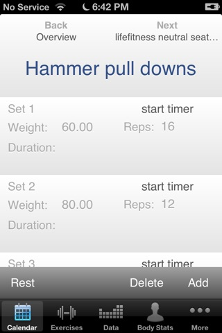 Fit Phone: Weight Training, Fitness Tracking, and GPS Running, Walking and Cycling screenshot 3