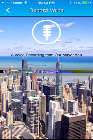Our Mayor - City of Chicago screenshot 4