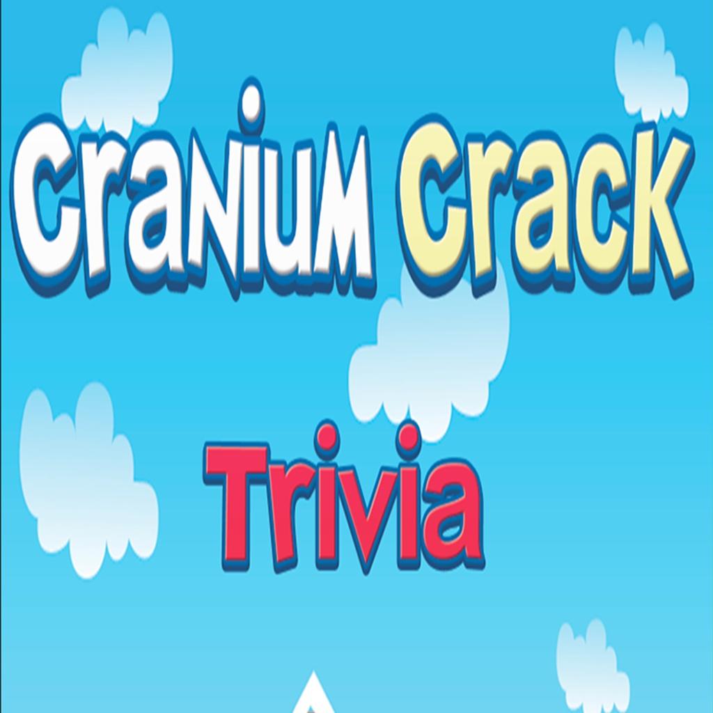 Cranium Crack Trivia iOS App