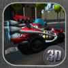 ` 3D Cartoon Town Racer Racing Simulator Free game road speed