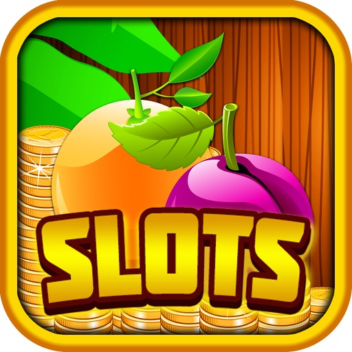''Amazing Classic Slots of Fruit Party Farm in Vegas - Hit & Win Jackpot Prize Gold Casino Coin Pro iOS App