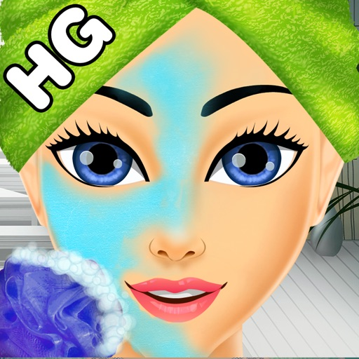 Sara Spa & Makeover for Girls - Dress up your Magical Fairy Princess in her Palace   for All Sweet Fashion Girls iOS App