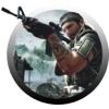 American Soldier Sniper Commando