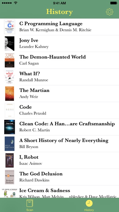 download Book Barcode Scanner for iBooks, Amazon Kindle and Google Books apps 0
