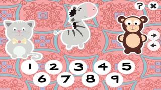 Screenshot of 123 Count For Baby & Kids Giochi Gratis Imparare la Matematica App2