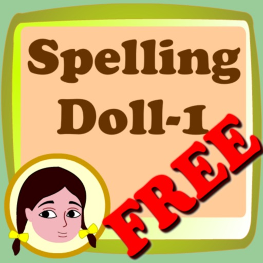 Spelling Doll1 Lite for Spelling Competitions iOS App