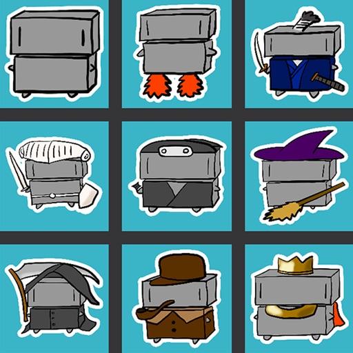 Match The TimiRobo iOS App
