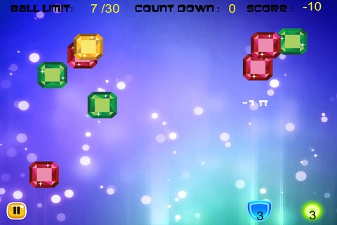 Glossy Gem Tap Frenzy - Precious Jewel Smasher screenshot 3