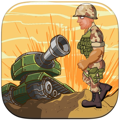 Shoot The Country Flags - Shooting The Military Brigade With A Cannor For A Warfare FULL by The Other Games iOS App