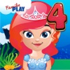 Mermaid Princess: Fourth Grade Educational Games School Edition