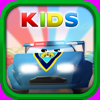 Little Police Car in Action Kids: 3D Driving Game for Kids with Cute Graphics
