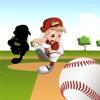 活動! 影遊戲為孩子們學習和玩棒球