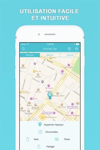 Find My Car - GPS Auto Parking Reminder & Tracker screenshot 3