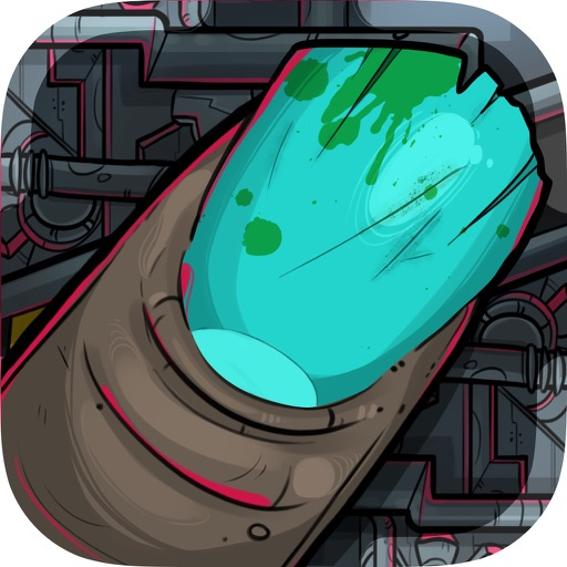Zombie Nail Party iOS App