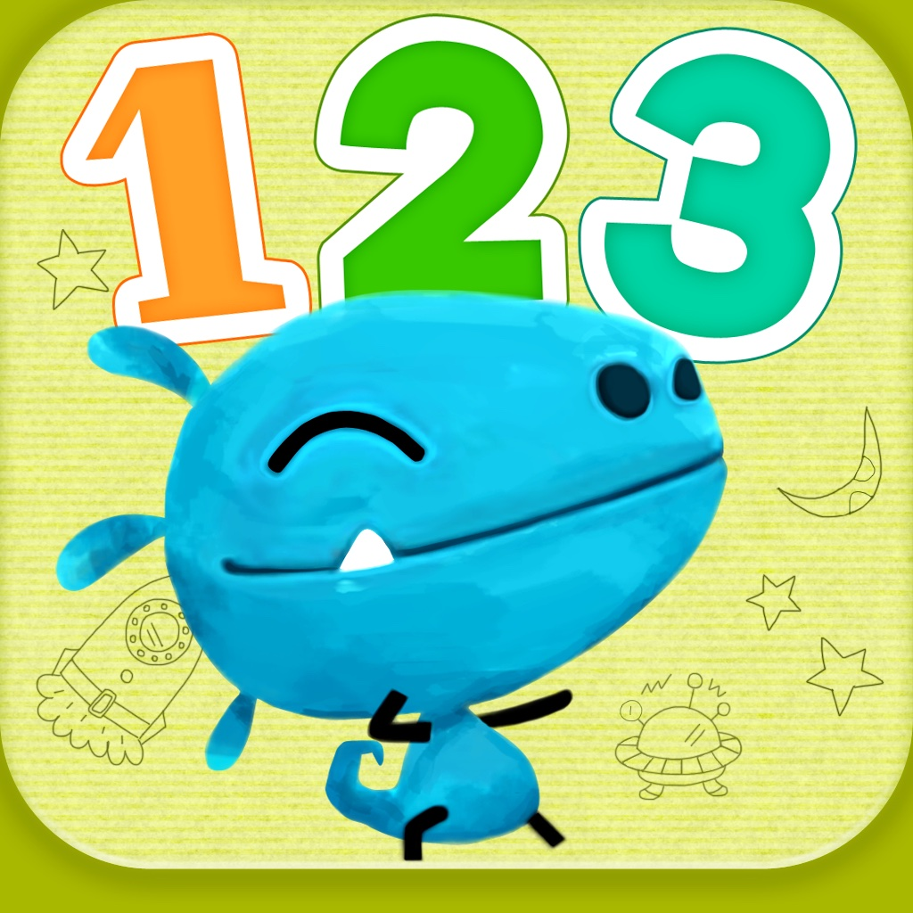 Doodle Critter Math: Numbers