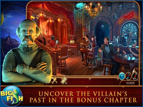 Cadenza: Music, Betrayal, and Death HD - A Hidden Object Detective Adventure screenshot 4