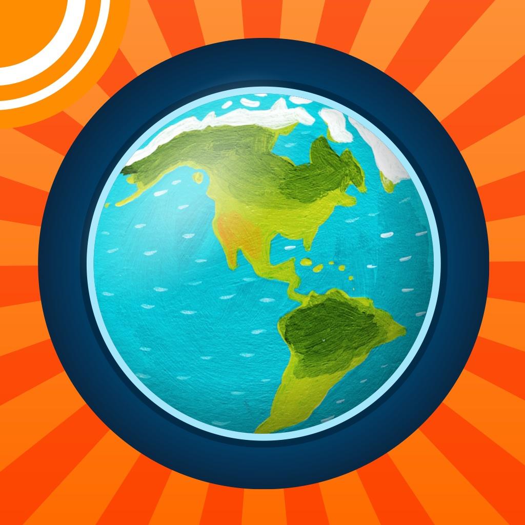 Atlas du monde (Barefoot Atlas)