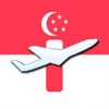 SG Changi Airport - iPlane Flight Information