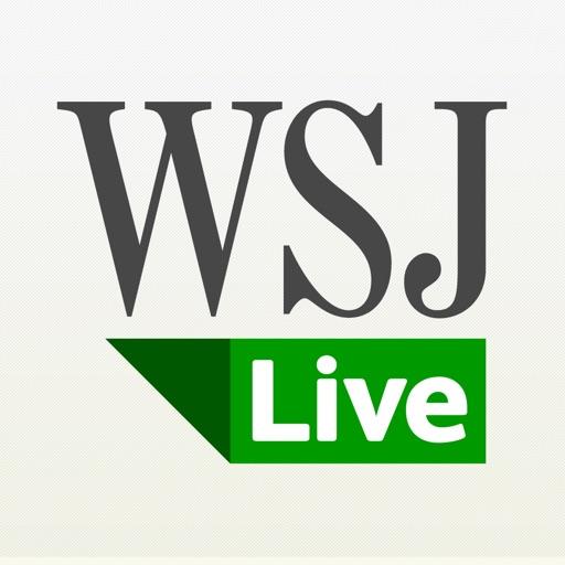 WSJ Live iOS App