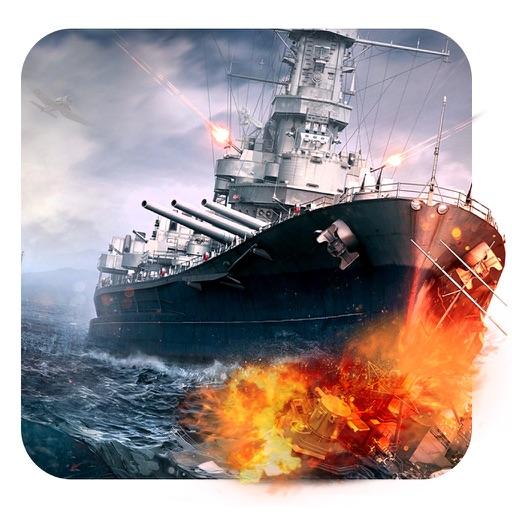 Battleship World War 2016 iOS App
