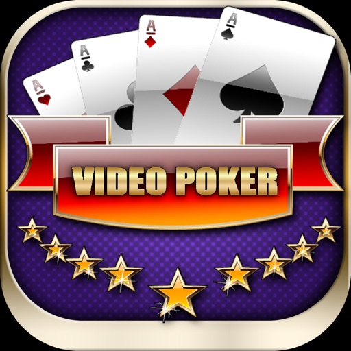 A Action Max Bet Double Double Video Poker iOS App