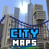 City Maps for Minecraft PE - The Best Maps for Minecraft Pocket Edition (MCPE)