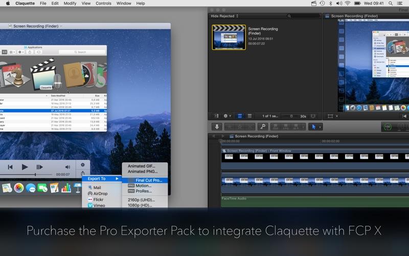Claquette - Animated Screenshots Screenshots