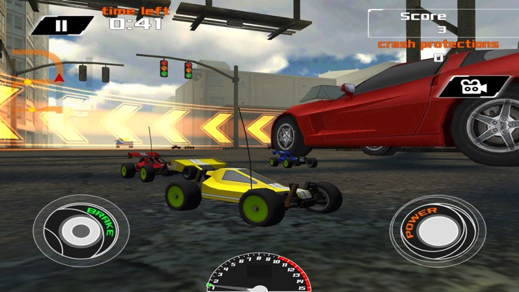 3d Rc Car Nitro Street Racing Extreme Buggy City Race Simulator
