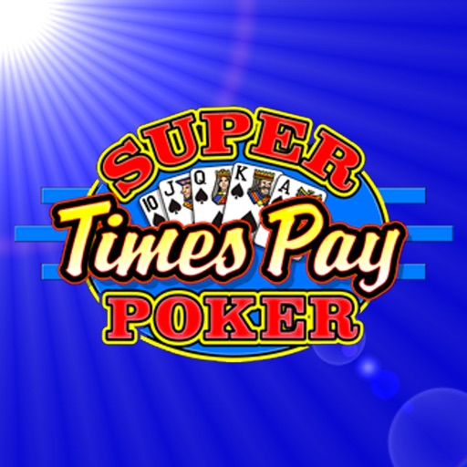 Super Times Pay Poker iOS App