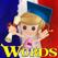 100 기본 쉬운 단어 : 아이, 유아, 유치원 및 유치원 학습 프랑스어 어휘 무료 게임