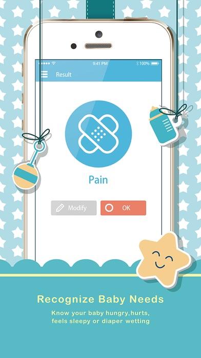 Baby Cries Translator screenshot 2