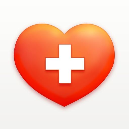 iCare · 吃药提醒 — 关心最重要人的健康