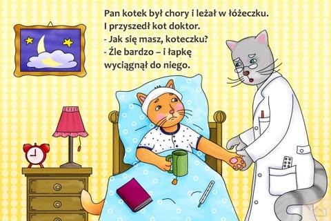 Chory kotek (Stanisław Jachowicz) screenshot 3