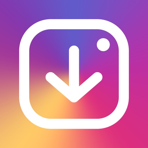 InstaSave - Download Your Own Photo & Video and Repost on Instagram for Free iOS App