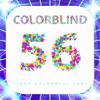 Kleurenblind-Controleer uw ogen