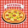Pizza Defense : Pizza games, bug games,killing games the games