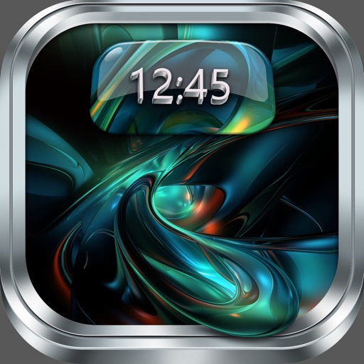 Colorful Wallpapers & Lock-Screens – Cool Abstract Backgrounds In All Color.s iOS App