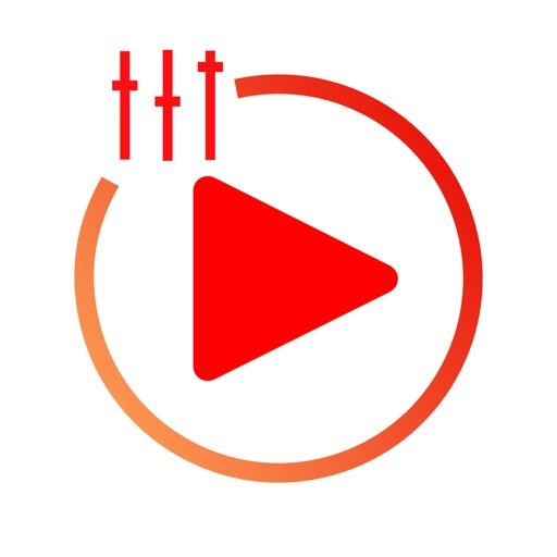 EQTube – YouTube音乐均衡器