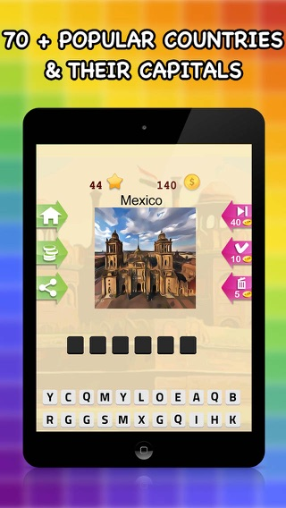 All Countries Capital City Quiz Trivia Game On The App Store - Capital of all countries