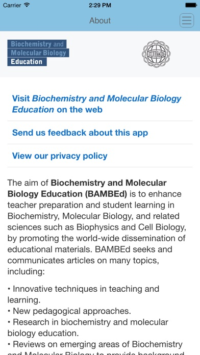 biochemistry and molecular biology education on the app store iphone screenshot 4