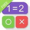 Math Workout - Brain training daily : Math for kids, math high school