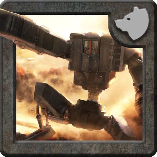 Mech Defender iOS App