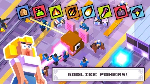Hand of God - Top Clicker & Tap Games Screenshot