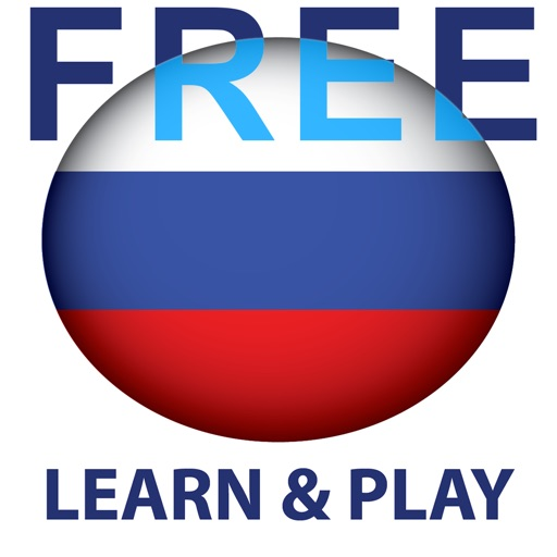 Learn and play Russian free - Educational game iOS App