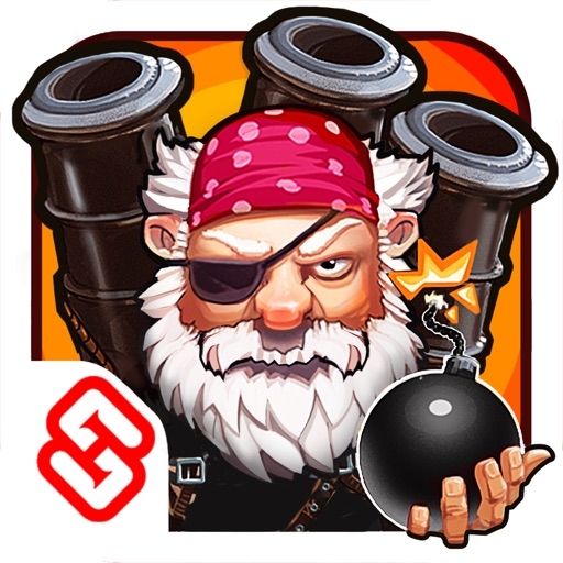 海盗传奇:Pirate Legends TD