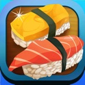Sushi Chain Chef - lunch food making & mama make cooking games for girls, boys, kids