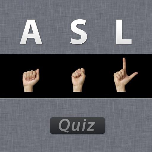 Quiz ASL iOS App